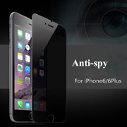 Anti-spy Anti-peep Tempered Glass Screen Protector Protect Privacy