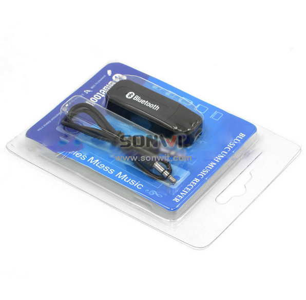 Music Audio Car Handsfree Receiver with package